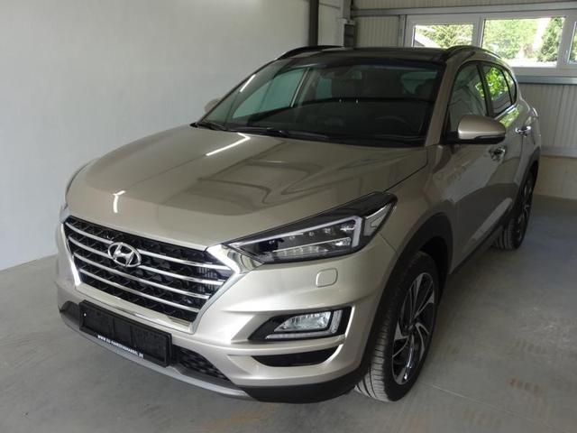 Hyundai Tucson - Style Feel 1,6 T-GDI DCT7 130KW EU6d Winter 2