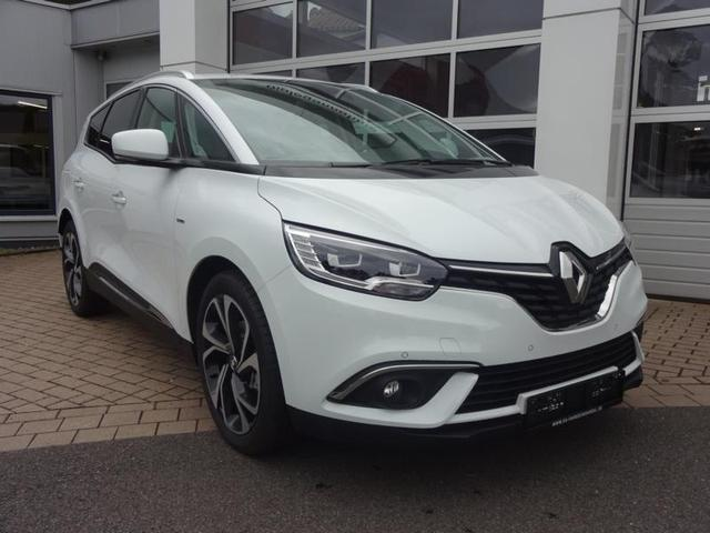 Renault Grand Scenic - Limited Deluxe Blue 120 88KW