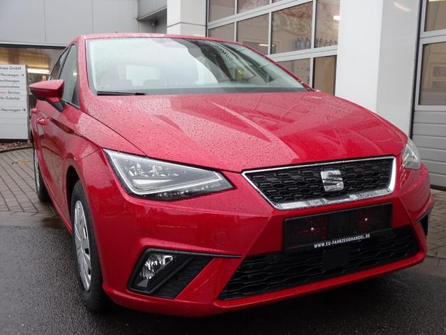 SEAT Ibiza - Reference 1,0 MPI 59KW 5-Türig