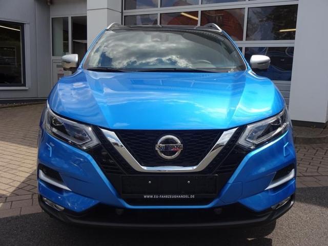 Nissan Qashqai Acenta DIG-T 140 103KW EU6d Winter NNC
