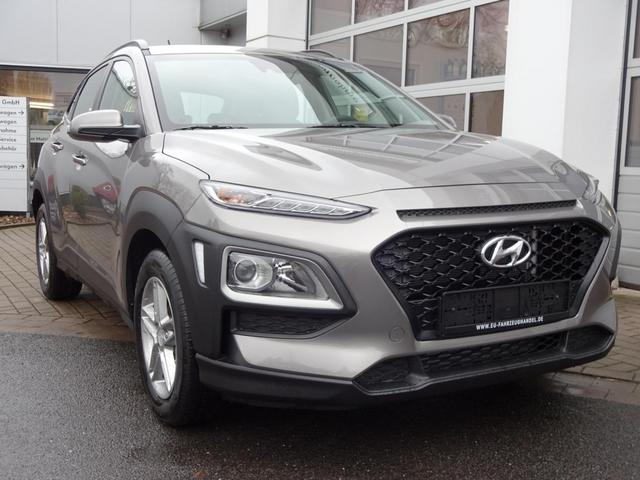 Vorlauffahrzeug Hyundai Kona - Trend Comfort 1,0 T-GDI 88KW Euro 6d TEMP