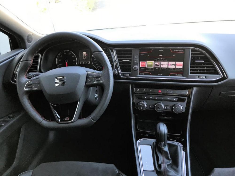 Seat Leon FR 1,5 TGI CNG 96kW 5-türig 2020 günstiger