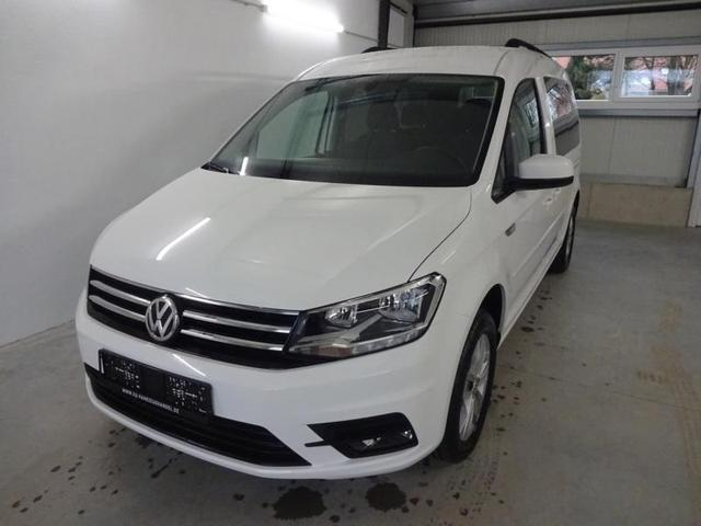 Volkswagen Caddy Maxi - Comfortline 2,0 TDI DSG SCR 75kW 2020 CZ