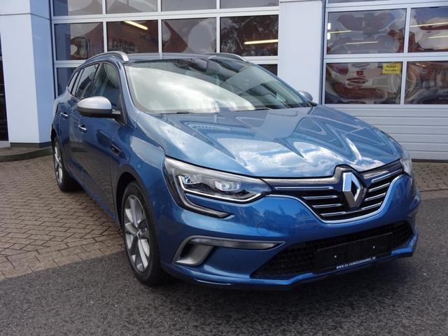 Renault Mégane Grandtour - Limited 1,5 Blue dCi 115 85KW