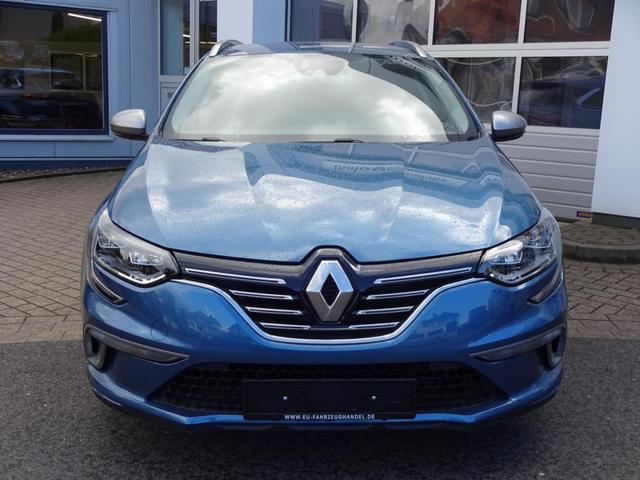 Renault Mégane - Intens 1,5 Blue dCi 115 EDC 85KW