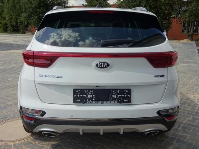Kia II Sportage GT Plus Line Platinum 1,6 T-GDi DCT7 AWD 2020