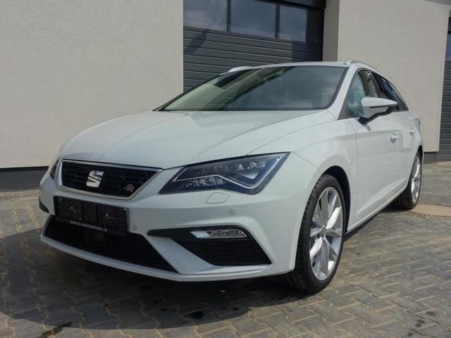 Seat Leon - FR 1,5 TSI ACT DSG 110kW 2020