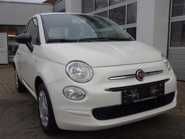 Vorlauffahrzeug Fiat 500C - Pop 1,2 8V 70 51KW 2020