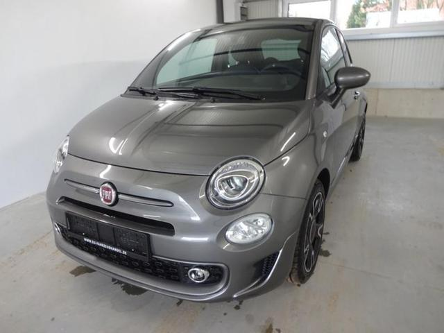 Vorlauffahrzeug Fiat 500S - tar 1,2 8V 70 Dualogic 51KW 2020