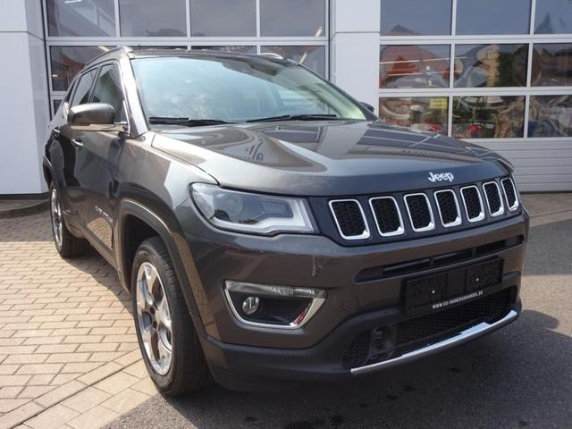 Jeep Compass - Limited 1,4 MultiAir 9AT FWD 170 125kW WLTP