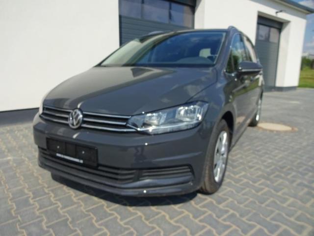 Volkswagen Touran - Comfortline 1,6 TDI SCR DSG 2020 CZ