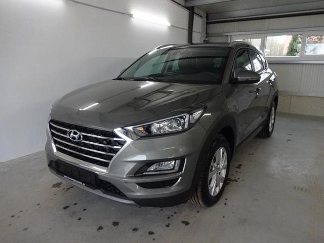 Vorlauffahrzeug Hyundai Tucson - Style Comfort 1,6 CRDi 48 V-Mildhybrid 100KW