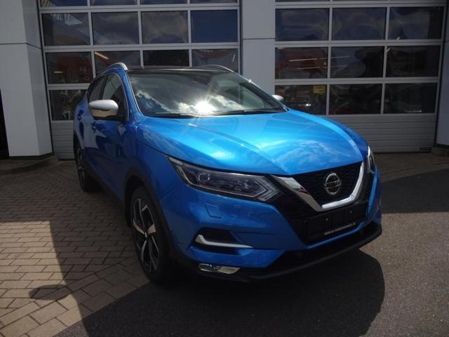 Nissan Qashqai - N-Connecta dCi 150 Xtronic All Mode 4x4i 110KW