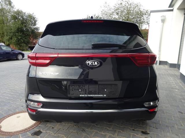 Kia II Sportage Dynamic Line 1,6 CRDi MHEV DCT7 EU6d 2020