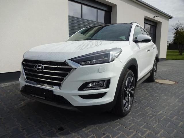 Hyundai Tucson - Premium 2,0 CRDi AT8 Allrad 48 V-Mildhybrid 136KW