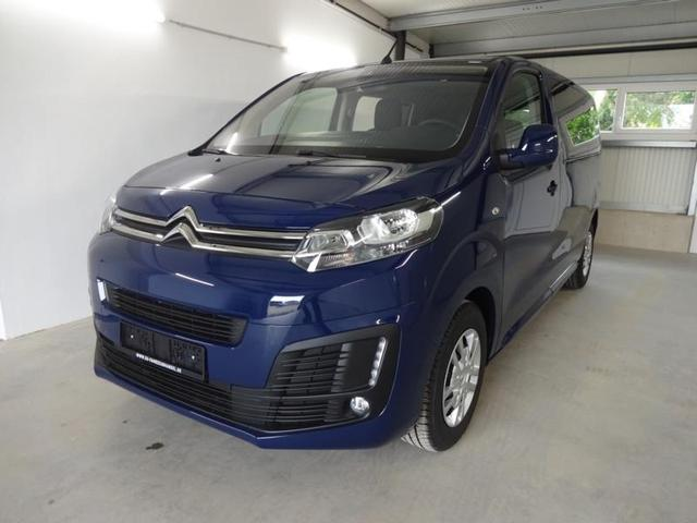 Vorlauffahrzeug Citroën SpaceTourer - M Business 2,0 BlueHDi 150 110KW Euro 6d