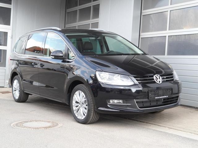 Volkswagen Sharan - Comfortline 2,0 TDI SCR DSG 110KW Euro 6d