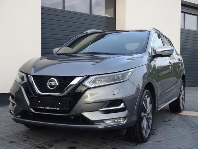 Vorlauffahrzeug Nissan Qashqai - Tekna   Plus DIG-T 140 103KW Euro 6d