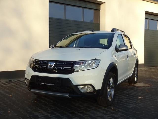Dacia Sandero - Stepway Prestige 1,5 dCi 66KW Winter
