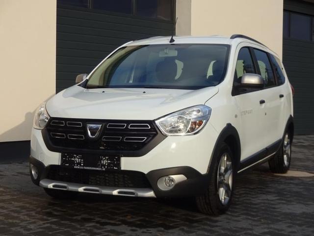 Vorlauffahrzeug Dacia Lodgy - Comfort 1,3 TCe 100 75KW 7-Sitze Winter