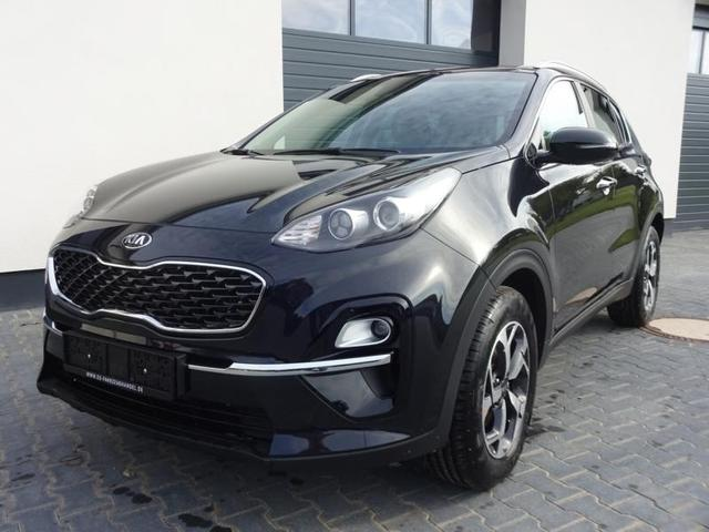 Kia II Sportage Top Dream Edition 1,6 T-GDI 2WD 2020