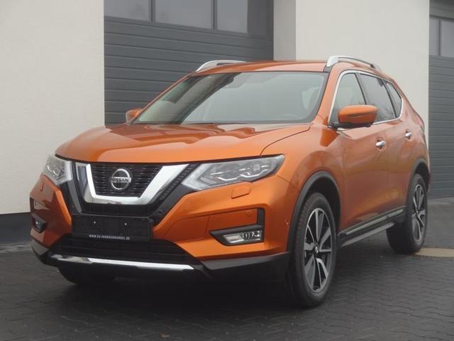 Nissan X-Trail - N-Connecta 150 1,7 dCi Xtronic 110KW Sitzheizung