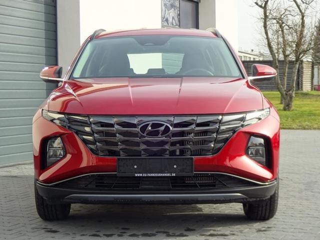 Hyundai TUCSON - Start Pure 1,6 T-GDi 110KW 2WD 2021