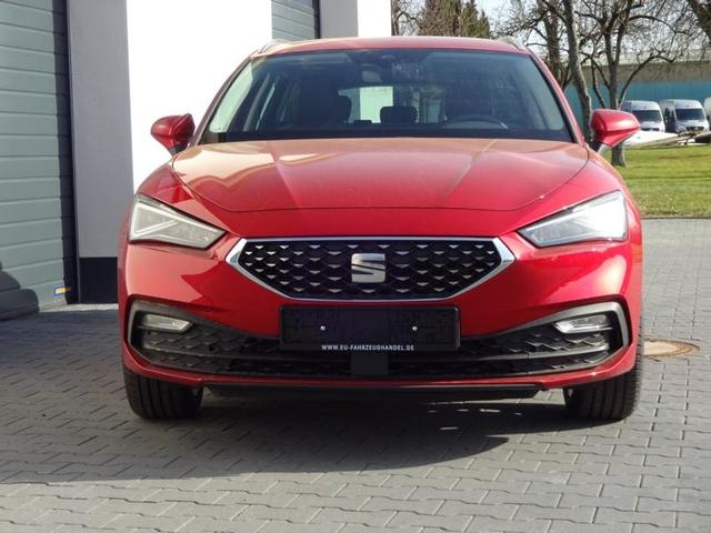 Seat Leon - Reference 1,0 TSI OPF 66KW 5 Jahre