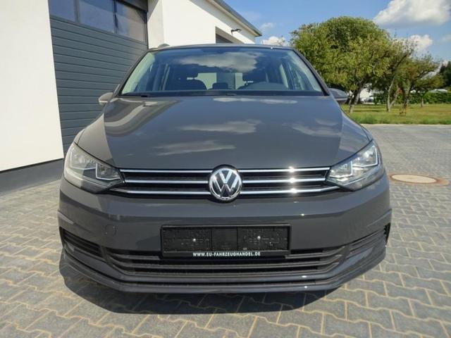 Volkswagen Touran - Comfortline 2,0 TDI SCR 90KW 2021 ACC