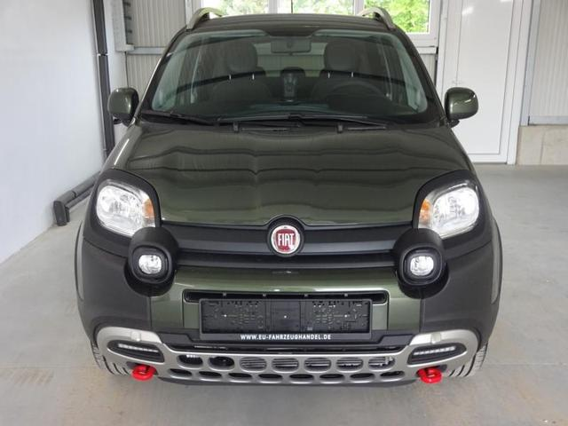Fiat Panda - Lounge Plus 0,9 8V TwinAir Natural Power 59kW 70