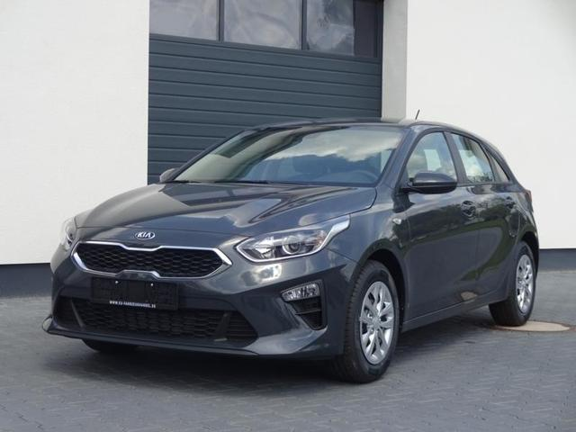 Kia Ceed - Cee'd Vision Spin 1,5 T-GDi DCT7 118KW Alu Winter 2021