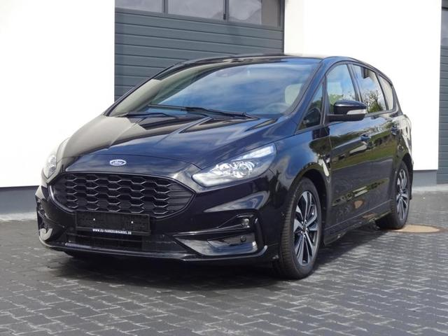 Ford S-MAX - Titanium 2,5 Duratec eCVT Hybrid 140kW Winter 2022