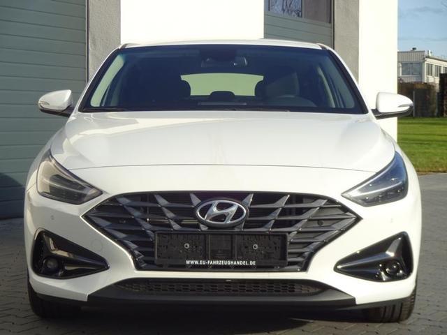 Hyundai i30 Fastback - Select Comfort 1,6 CRDi iMP 48V-Mildhybrid 100KW