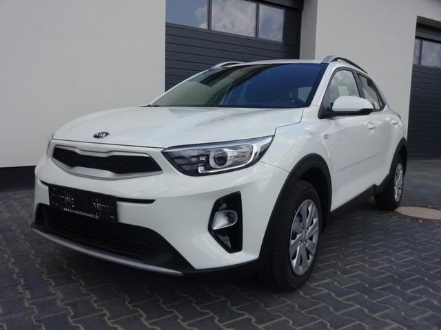 Kia Stonic - Top Edition 1,0 T-GDi DCT7 74KW 2021