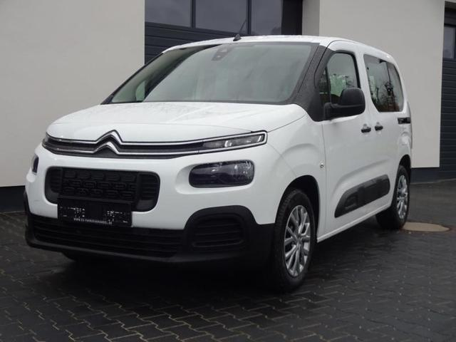Citroën Berlingo - Live Pack M 1,5 BlueHDi 130 96KW 2021
