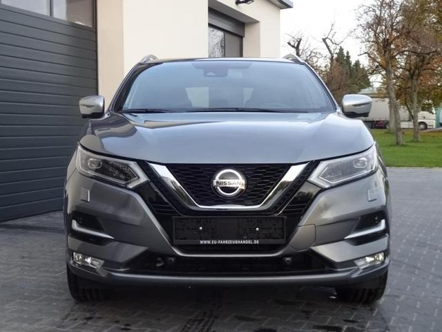 Nissan Qashqai - N-Connecta Zama 1,3 DIG-T 160 DCT 116KW 2021
