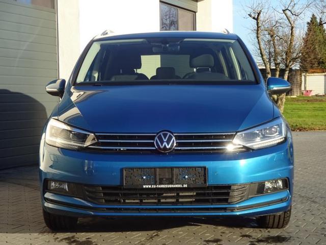 Volkswagen Touran - Maraton Edition 2,0 TDI SCR 90KW 4Jahre 2022