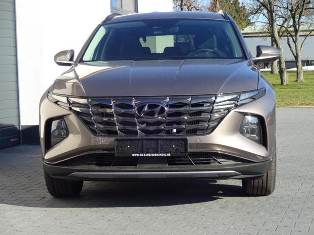 Hyundai TUCSON - Style 1,6 T-GDi 110KW 2021