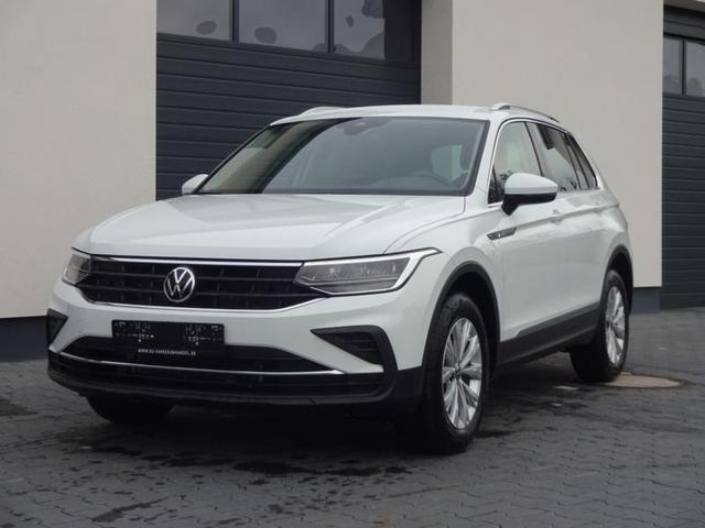 Volkswagen Tiguan - Life 2,0 TDI SCR 110KW 5 Jahre 2022 2021