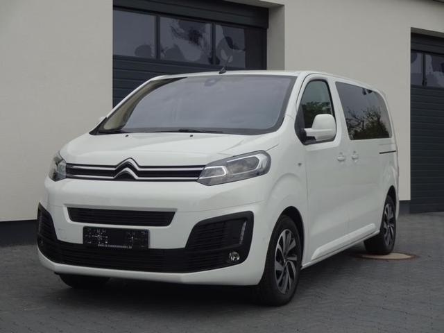 Vorlauffahrzeug Citroën SpaceTourer - M SHINE 2,0 BlueHDi EAT8 180 130KW 2021