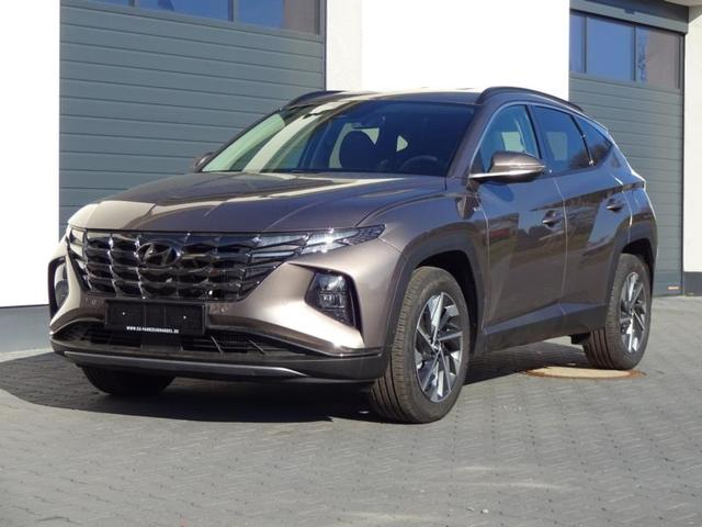 Vorlauffahrzeug Hyundai Tucson - Prime 1,6 T-GDi DCT7 48V-Hybrid 4WD 132KW 2021