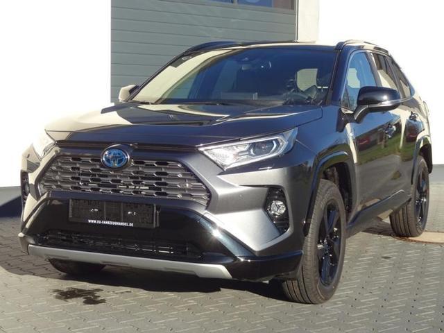 Toyota RAV4 - Basis 2,5 Hybrid CVT 4WD 160kW H2 2021