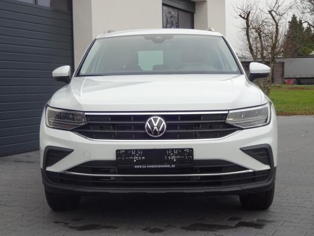 Volkswagen Tiguan - Life 2,0 TDI SCR DSG 110KW 2021 5 Jahre