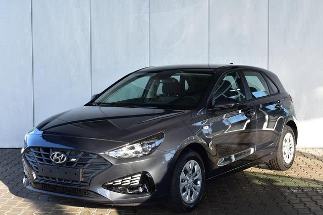 Vorlauffahrzeug Hyundai i30 - Classic Plus 1,5 CVVT 81KW neues Modell