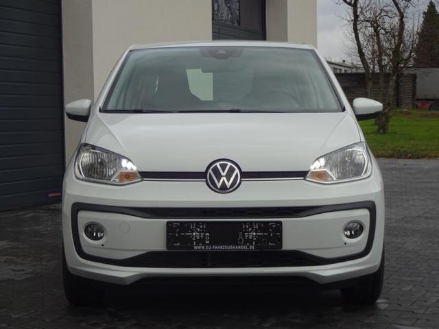 Volkswagen up! - White Style 1,0 MPI 48KW 5-türig Climatronic 2021