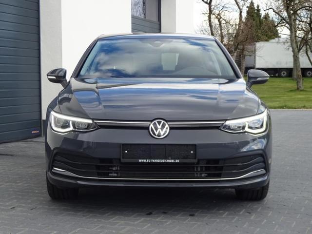 Volkswagen Golf - 8 Style 1,5 TGI DSG 96KW ACC Winter