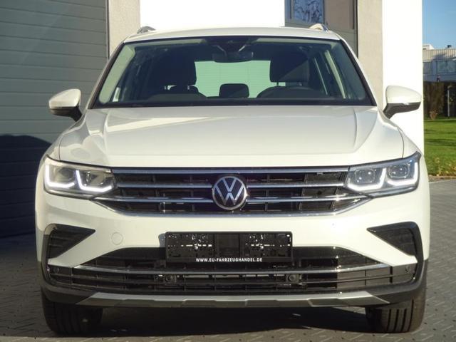 Volkswagen Tiguan - Elegance 2,0 TDI SCR 4MOTION DSG 110KW 5 Jahre