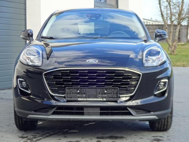 Ford Puma - Vignale 1,0 EcoBoost Hybrid 92kW 5 Jahre