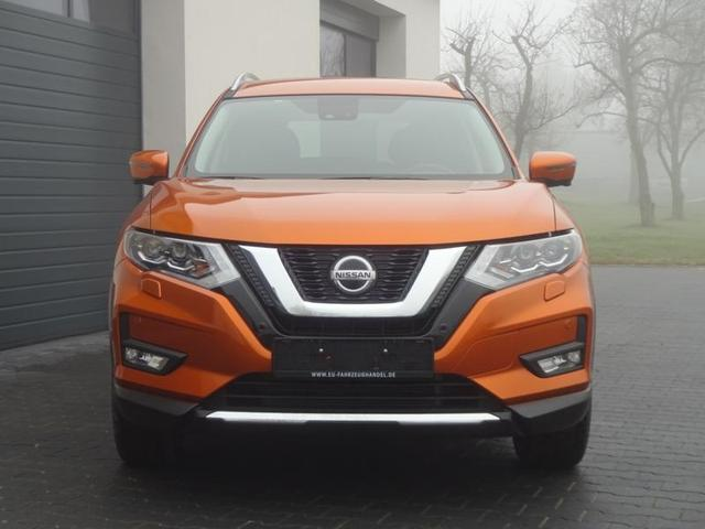 Nissan X-Trail - N-Connecta 160 1,3 DIG-T DCT7 2WD 116KW 2021