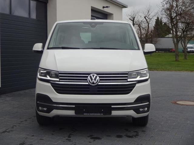 Volkswagen Multivan 6.1 - T6.1 Highline 2,0 TDI DSG 4Motion 110kW 4 Jahre